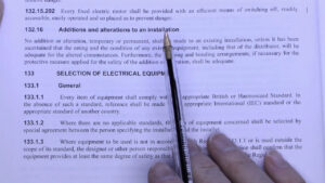 Electrical Certificates Part 1 – Overview And Minor Works intended for Electrical Minor Works Certificate Template