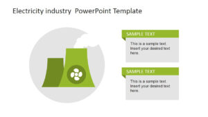 Electricity Industry Powerpoint Template – Slidemodel regarding Nuclear Powerpoint Template