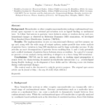 Elsevier - Default Template For Elsevier Articles Template regarding Journal Paper Template Word