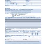 Employee Nt Report Form Pdf Hse Template Format For Safety Within Health And Safety Incident Report Form Template