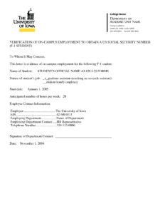 Employment Verification Letter Template Sample | Get Sniffer with regard to Employment Verification Letter Template Word