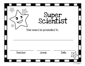 End Of The Year Awards (44 Printable Certificates) + Blank intended for Student Of The Year Award Certificate Templates