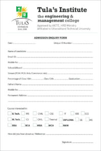 Enquiry Form Template Free | Kuwali intended for Enquiry Form Template Word