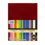 """Essentials Cardstock Paperrecollections®, 8.5"""" X 11 With Recollections Card Template"""