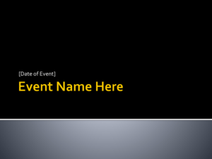Event Debrief Template in Event Debrief Report Template