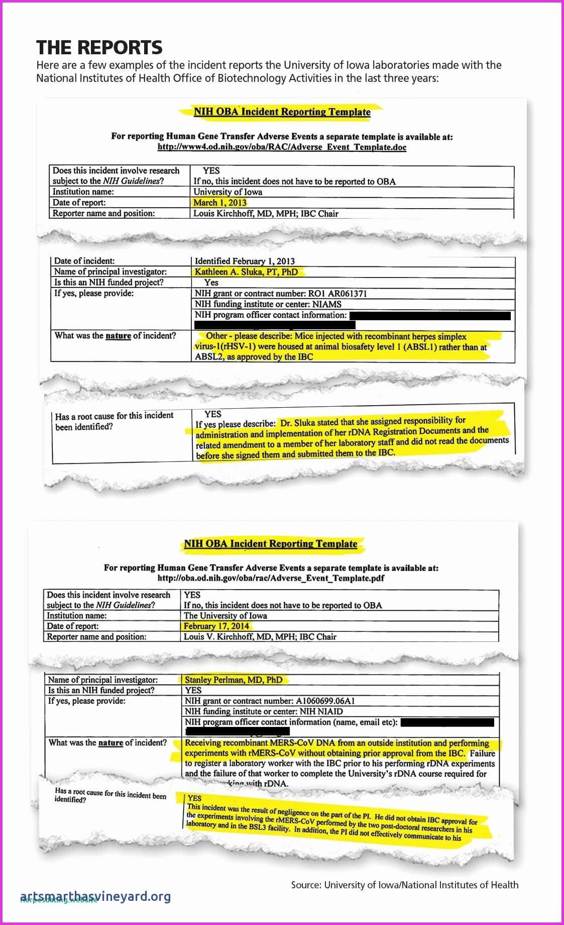 Example Of Environmental Assessment Report | Glendale Community With Regard To Environmental Impact Report Template