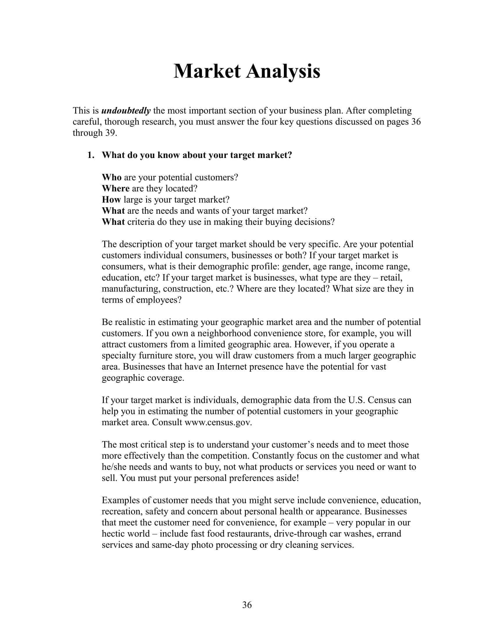 Example Of Rket Analysis Report Industry Template New Sample Regarding Industry Analysis Report Template