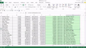 Excel Magic Trick 1133: Aging Accounts Receivable Reports: Pivottable &  Unique Identifier intended for Accounts Receivable Report Template