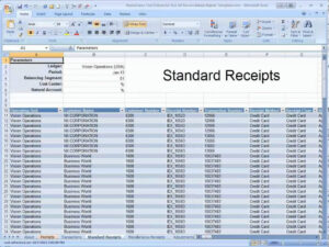 Excel Magic Trick Aging Accounts Receivable Reports with Ar Report Template