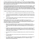 Executive Summary Example Incident Report Template Sample In Template For Summary Report