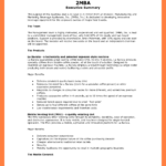 Executive Summary Example Market Research Report Template With Market Research Report Template