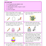 Eyfs   Ks1   Ks2   Instructions   Teachit Primary Inside Easter Card Template Ks2