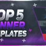 Youtube Banners Template