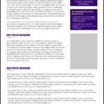 Fact Sheet | Uw Brand With Regard To Fact Card Template
