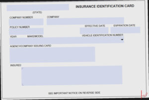 Fake Car Insurance Card Why Is Fake Car Insurance Card regarding Fake Car Insurance Card Template