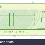 Fake Cheque Stock Photos & Fake Cheque Stock Images – Alamy Inside Blank Cheque Template Download Free