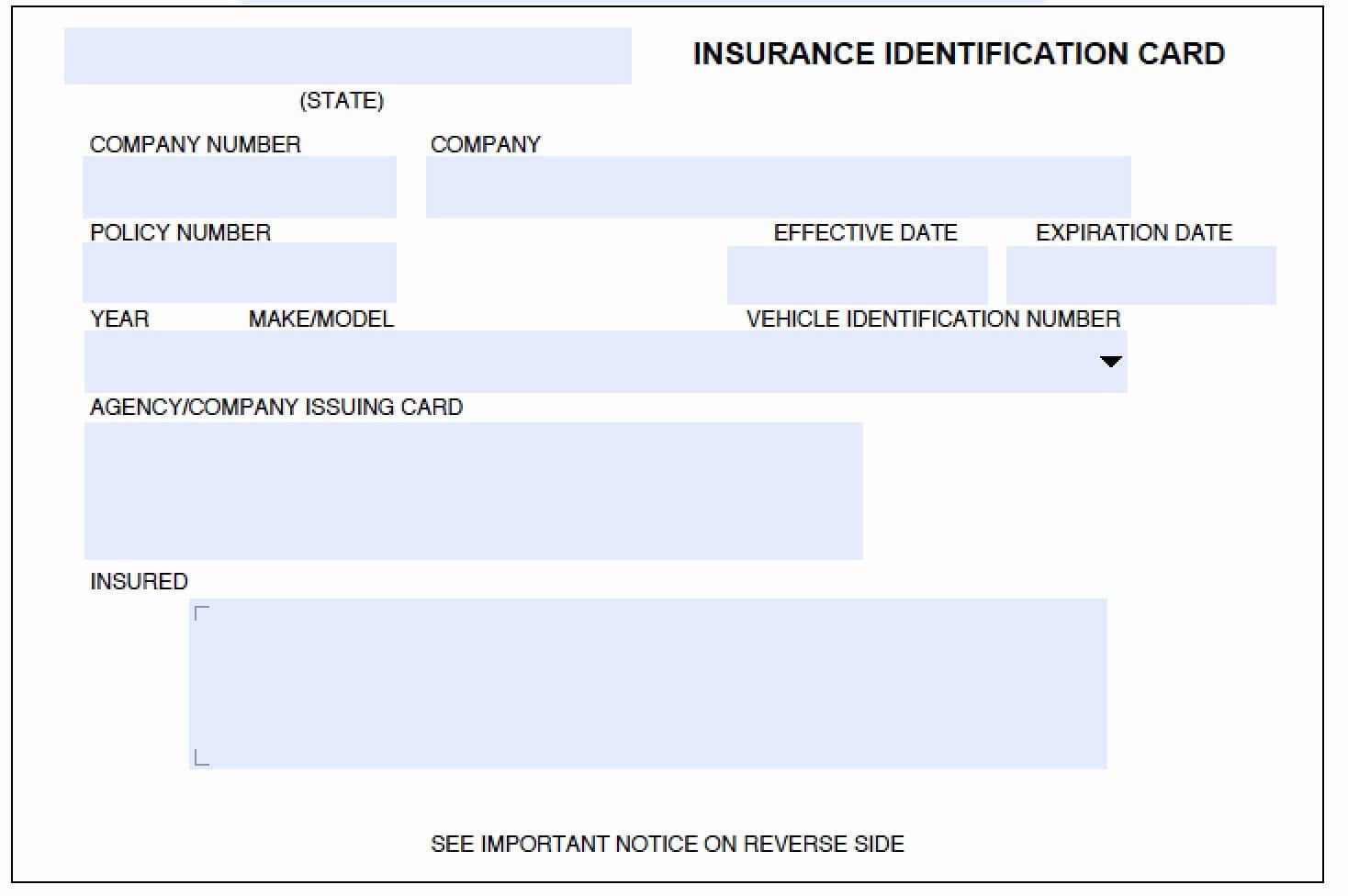 Fake Insurance Card Template | Template Modern Design With Regard To Fake Car Insurance Card Template