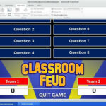 Family Feud Powerpoint Template Within Family Feud Powerpoint Template Free Download