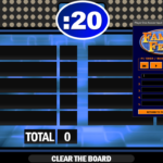 Family Feud | Rusnak Creative Free Powerpoint Games Pertaining To Family Feud Powerpoint Template Free Download