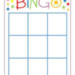 Family Game Night: Bingo   Adventures In Parenting {Group In Bingo Card Template Word