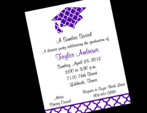 Farewell Invitation Templates Free Download Printable Within Goodbye Card Template