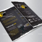 Film Festival Brochure Design With Regard To Film Festival Brochure Template