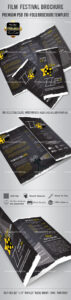 Film Festival Brochure Design with regard to Film Festival Brochure Template