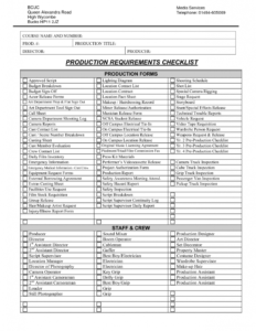 Film Production Schedule Template Word Plan Stripboard for Film Call Sheet Template Word