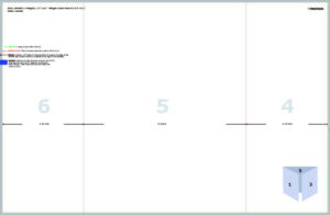 Find A Printing Template :: Printpapa for Gate Fold Brochure Template