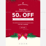 Finding The Right Holiday Greetings Email Template - Mailbird within Holiday Card Email Template