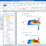 Finite Element Analysis Report Template | Glendale Community For Fea Report Template
