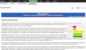 Firewall Security Audit | Firewall Configuration Analysis Tool with Data Center Audit Report Template
