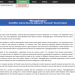 Firewall Security Audit   Firewall Configuration Analysis Tool With Security Audit Report Template