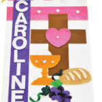 First Communion Banner Kits | First Communion Banner | First Inside First Holy Communion Banner Templates