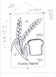 First Communion Banner – Sacred Heart School – Mount Holly, Nj regarding First Holy Communion Banner Templates