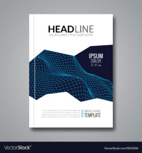 Flyer Template Technology Brochure Layout pertaining to Technical Brochure Template