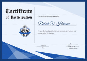 Football Award Certificate Template | Keyboarding With Regard To Football Certificate Template