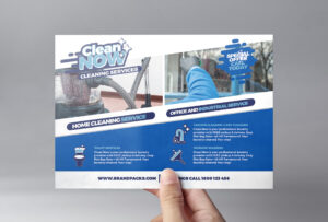 Formidable House Cleaning Flyers Templates Free Template inside Commercial Cleaning Brochure Templates