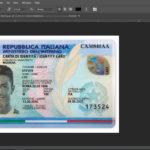 France Id Card Editable Psd Template (Photoshop Template Throughout French Id Card Template
