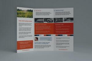 Free Adobe Illustrator Flyer Template – Verypage.co regarding Brochure Templates Adobe Illustrator