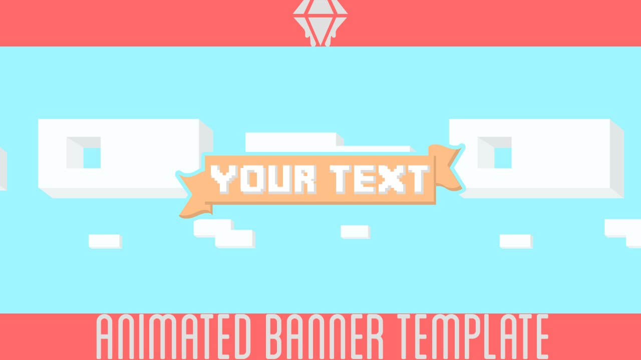 Free Animated Banner | Template | Liquiddiamondd with Animated Banner Template