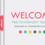 Free Animated Powerpoint Slide Template in Powerpoint Presentation Animation Templates