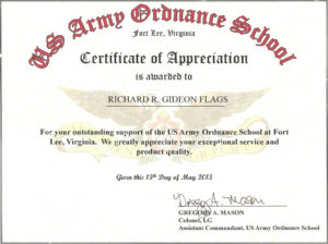 Free Army Certificate Of Appreciation Example Hadipalmexco regarding Army Certificate Of Achievement Template