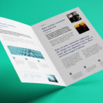 Free Bi-Fold A4 Brochure Mockup Psd - Good Mockups with regard to 2 Fold Brochure Template Psd
