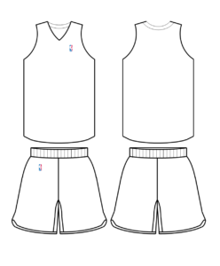 Free Blank Basketball Jersey, Download Free Clip Art, Free within Blank Basketball Uniform Template