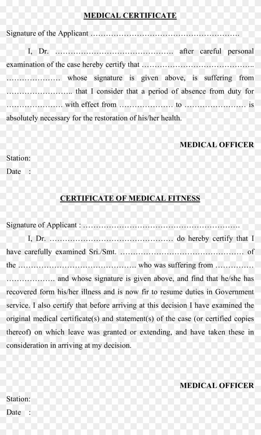 Free Blank Medical Certificate Templates At Intended For Fake Medical Certificate Template Download