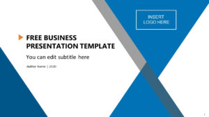 Free Business Presentation Template regarding Powerpoint Slides Design Templates For Free