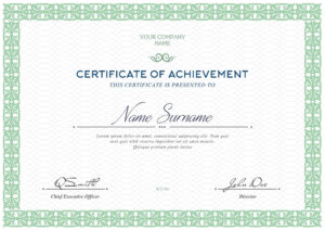 Free Certificates Templates (Psd) pertaining to Update Certificates That Use Certificate Templates