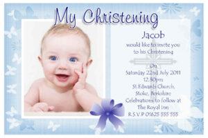 Free Christening Invitation Templates | Baptism Invitations with regard to Free Christening Invitation Cards Templates