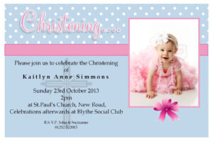 Free Christening Invitation Templates Photoshop | Baptism inside Free Christening Invitation Cards Templates
